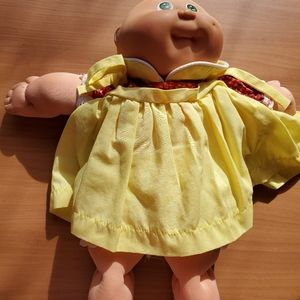 Authentic Cabbage Patch